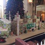 Christmas in Lobby