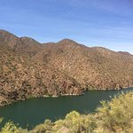 Great views to be had along the Apache Trail