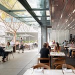 Hammer Museum cafe, AMMO