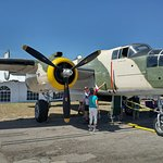 B-25 (medium bomber from WW2)