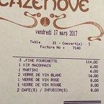 Restaurant Cazenove
