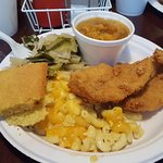 Fried Fish n Chicken Yum!
