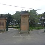 1888 Entry Gates to Park