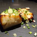 Miso-marinated silver cod