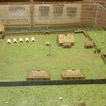 Model of Fort Sackville