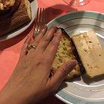 Foie gras excellent plus que copieux