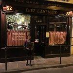 Un vrai bistrot parisien. Authentique et exceptionnel!