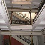 Gran Hotel Bolivar inside
