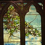 Lafarge. Spring. stained glass