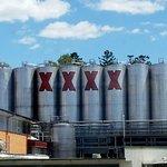 Foto de XXXX Brewery Tour