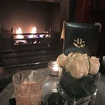Nothing like a post football match Baileys on ice by the fire.