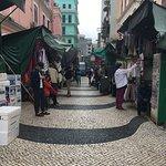 Alley of Senado Square