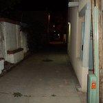 More orbs I took in an alleyway.