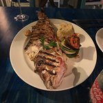 Catch of the Day was Redfish. Family really liked it and the Chicken Kabob. I had the Carnitas.