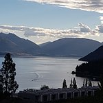 Spectacular views from Unit 3 Earnslaw View Apartments, Earnslaw Terrace Queenstown...