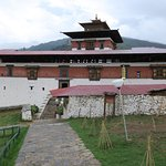 Photo of Rinpung Dzong
