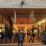 Shopping arena at Drottninggatan
