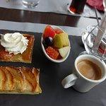 """café gourmand du jour ... oui c'est par """"gourmandise"""" ... 100%"""