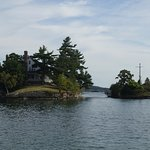 攝於:Thousand islands