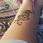 Henna at Epcot