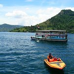 Photo of Lake Toba