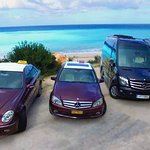 Kefalonia Taxi Service - website page