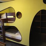 Kid's room with bunk bed (Kid's Suite)