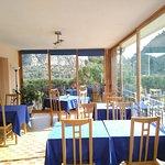 Villa Florencia Casa Rural Dinning Terrace