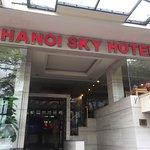 Hanoi Sky Hotel Foto