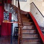 escalier de charme