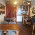 Inside view of Cafe