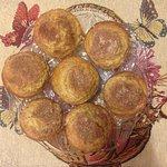 Zucchini-Apple Muffins