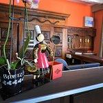 Réception de l'hôtel de Kerlon près de Quiberon