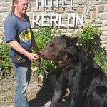 Tous les animaux sont acceptés à l'hôtel de Kerlon Bretagne