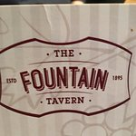 Foto de The Fountain Tavern