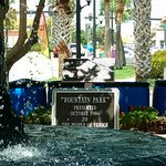 Fountain Miami Ave Venice enice Florida