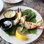 stone crab claws appetizer