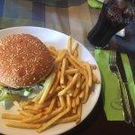 Vista burger