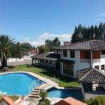 Foto de Hosteria San Carlos Tababela