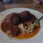 Spaghetti & Meatballs...