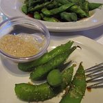 Edamame made the way it used to be made (upon request)