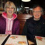 Nancy & Arvid from MN at Roma's