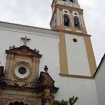 Marbella - Casco Antiguo - Iglesia parroquia ntra sra de la encarnación