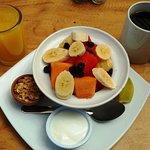Weekend Brunch - 1st course - Fruit