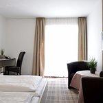 helle & großzügige Doppelzimmer