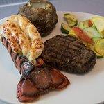 Filet & Lobster Tail