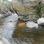 """Sitio llamado """" la juntura"""" donde convergen los 2 ríos.-"""