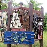 Hikulagi Sculpture Park Foto