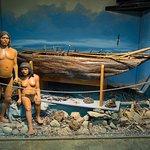 Exhibit of the aboriginal residents