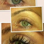LvL lash lift available to book at Birkdale Spa Lounge, our clients love the results.